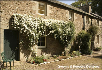 grooms and keepers cottages